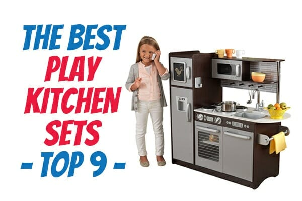 Best Play Kitchen Set - Featured Image