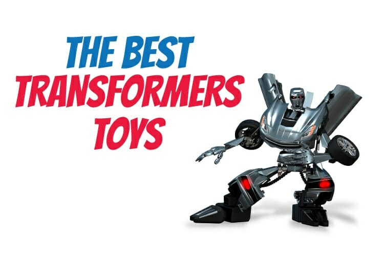Best Transformer Toys - Blog Post Featured Image