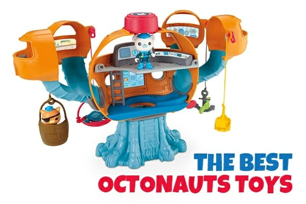 Best Octonauts Toys - Blog post featured image
