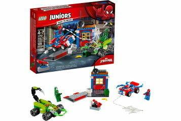 Review: Marvel Junior Super Heroes Showdown Lego Set