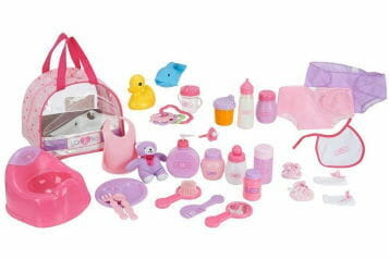 Review: You & Me 30 Piece Baby Doll Care Accessories